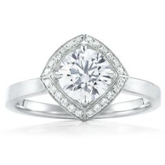 Forevermark Rotated Halo