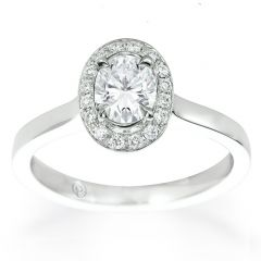 Oval Rose Forevermark