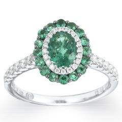 Layers of Emerald