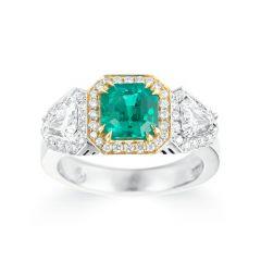 Shielding Emerald