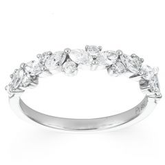 Diamond Wreath Ring