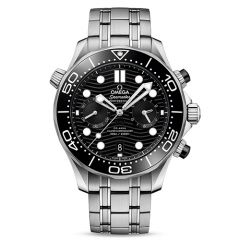 Seamaster Diver 300m Co Axial Master Chronometer Chronograph 44 mm