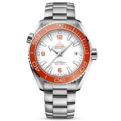Seamaster Planet Ocean 600m Omega Co Axial Master Chronometer 43.5 mm