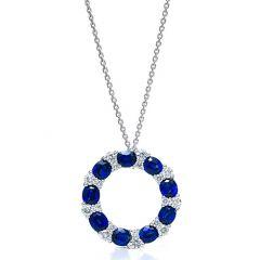 Cerchio of Sapphires