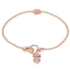 Darlings D'Or Rose Girl Bracelet