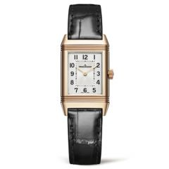 Reverso Classic Small Pink Gold Manual Winding