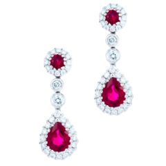 Ruby Pear Droplets