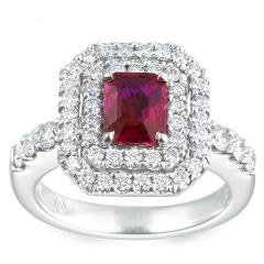 Gracefully Ruby Double Surround