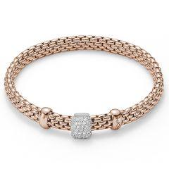 Vendôme Bracelet Pave Rose