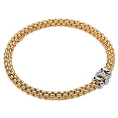Flex'it Bracelet with Diamonds
