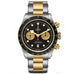 Black Bay Chronograph  Stainless Steel & Yellow Gold