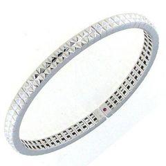 Rock and Diamonds Studded Bangle