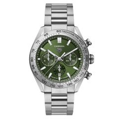 Tag Heuer Carrera Automatic 44mm Green