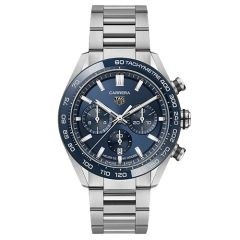 Tag Heuer Carrera Automatic 44mm Elegant Blue