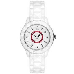 DIOR VIII White Dial Ceramic Automatic 38mm