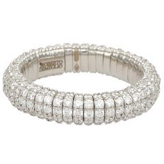 Giotto White Gold Ring