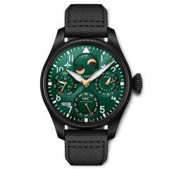 Big Pilot's Perpetual Calendar Racing Green