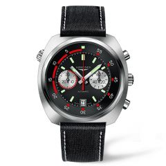 Longines Heritage Diver Chronograph Watch