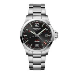 Longines Conquest V.H.P GMT