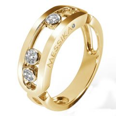 Move Classique Yellow Gold Ring