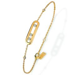 Baby Move Yellow Gold Bracelet