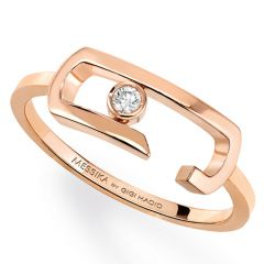 Move Addiction Rose Gold Ring