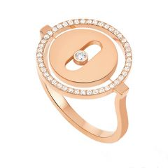 Lucky Move Ring Rose Gold