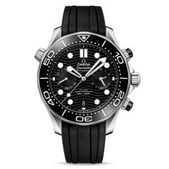 Diver 300m Co-Axial Master Chronometer Chronograph 44 mm