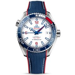 SEAMASTER PLANET OCEAN 600M- CO-AXIAL MASTER CHRONOMETER 43.5 MM