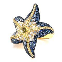 Sparkling Star Fish