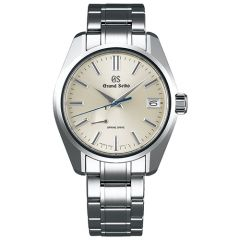 Heritage Spring Drive Silver Radiant Dial 40mm