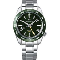 Spring Drive GMT SBGE257