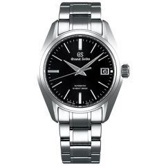 Heritage Automatic Black Dial Watch 40mm SBGH205