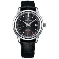 Elegance Automatic Black Dial Watch 40mm