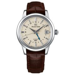 Elegance GMT Automatic Ivory Dial 39.5mm