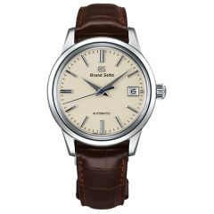 Elegance Automatic Cream Dial Watch 39mm