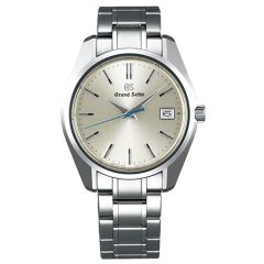 Heritage Quartz Silver Dial Watch 40mm