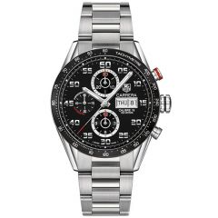 Carrera Calibre 16 Automatic Day Date – 43mm