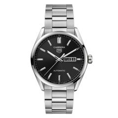 Carrera Day-Date Black Dial Automatic 41mm