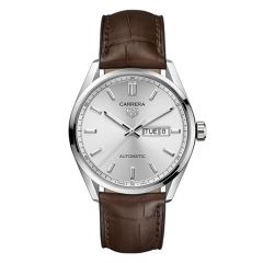 Carrera Day-Date Silver Dial Automatic 41mm
