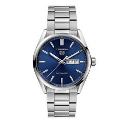 Carrera Day-Date Blue Dial Automatic 41mm